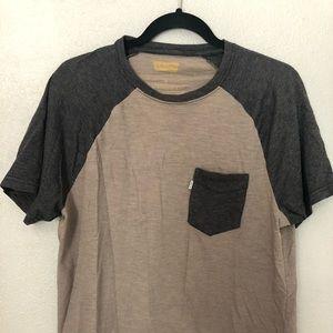 Black Grey Levi's T-shirt